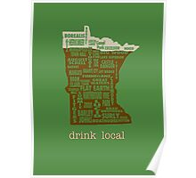 MN Drink Local Poster