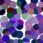 Large Purple Pollen by jojobob