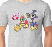 Kirby - Star Squad! Unisex T-Shirt