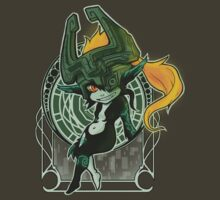 Midna's Mirror by tchuk