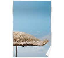 Beach Umbrella Poster