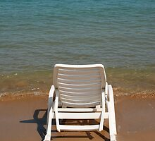 Beach Chair by jojobob