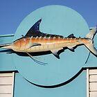 Swordfish in the Evening Sun Suffolk by AndyLanhamArt