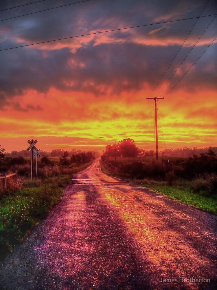 After The Storm by James Brotherton