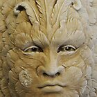 masked in stone by Joseph Valcourt