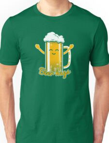 Beer Hugs Unisex T-Shirt