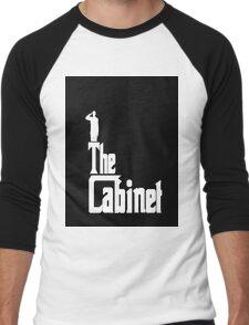 The Cabinet Signature Tee Men's Baseball ¾ T-Shirt