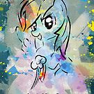 RainbowDash by MLP-Frank
