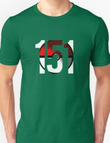 151 Unisex T-Shirt