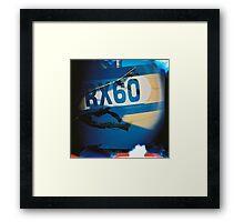 BX 60 Framed Print