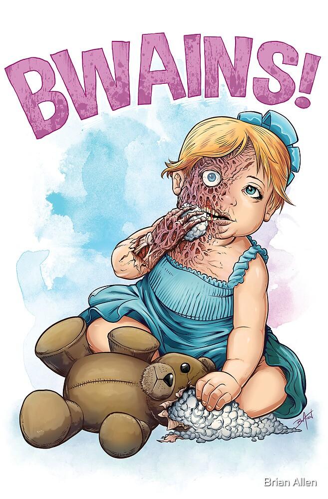 Bwains! by Brian Allen