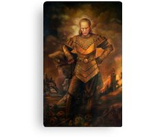Vigo the Carpathian Canvas Print