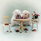 We love ladybirds by Ellen van Deelen