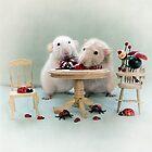 We love ladybirds by Ellen van Deelen
