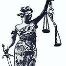 Lady Justice by BCallahan