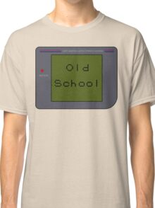 Old School Gameboy Classic T-Shirt