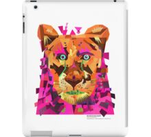 Be brave to love myself iPad Case/Skin