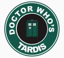 Dr Who's Tardis  by Matthew Scotland