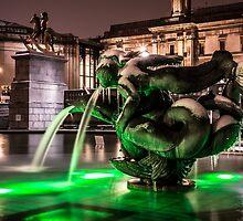 Frozen Fountain by Matt Malloy