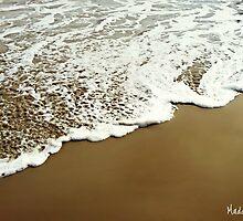 Sentimental Sea Foam  by Maddy Nicole