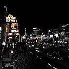 Vegas Nightlife by Maddy Nicole