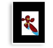 Mega Iron Man Canvas Print