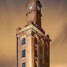 Middlesbrough Dock Clock by Darren Allen