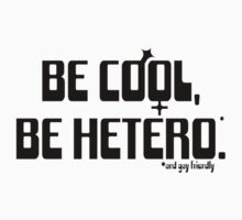 Be Cool, Be Hetero by NicoWriter