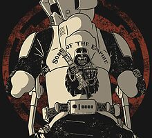 The baddest bikers club of the universe. by J.C. Maziu