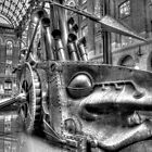 The Navigators - Hay&#x27;s Galleria - London HDR by Colin J Williams Photography