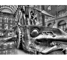 The Navigators - Hay's Galleria - London HDR Photographic Print