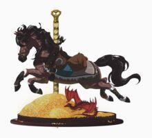 Kili the Carousel Pony by Germandark