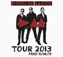 Depeche Mode : Delta Machine Tour 2013 - Paris 15-06-13 by Luc Lambert