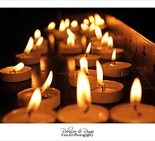 Candles by RRFineArtPhoto
