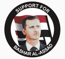 Support for Assad by Jordan Farrar