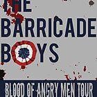The Barricade Boys World Tour by silfur