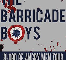 The Barricade Boys World Tour by silfur