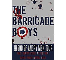 The Barricade Boys World Tour Photographic Print