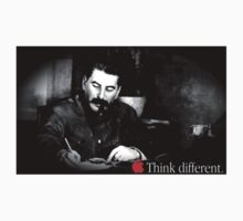 Think Different Stalin by Jordan Farrar