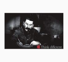 Think Different Stalin by Jordan Farrar