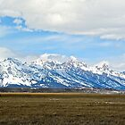 Grand Tetons by Tisha Clinkenbeard