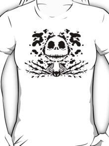 Jack Skell-ink-ton (black) T-Shirt