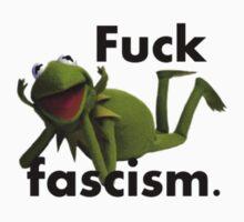 Fuck Fascism by Jordan Farrar