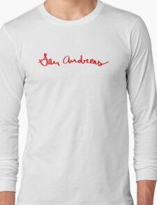 San Andreas  Long Sleeve T-Shirt
