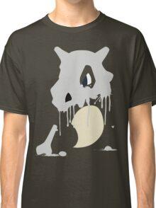 Cubone Paint Splatter  Classic T-Shirt