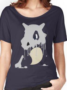 Cubone Paint Splatter  Women's Relaxed Fit T-Shirt