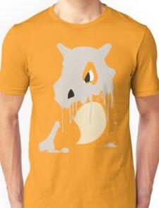 Cubone Paint Splatter  Unisex T-Shirt