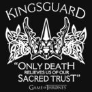 KingsGuard White by DCVisualArts