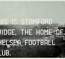 Chelsea Football Club by homework