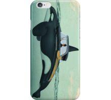 The Turnpike Cruiser of the sea iPhone Case/Skin